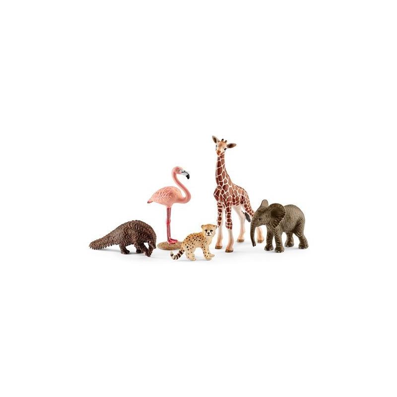 Schleich 42388 Wild Life Animal-Mix