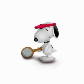 Schleich 22079 Snoopy joueur de tennis