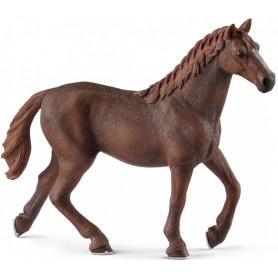 Schleich 13855 English thoroughbred mare