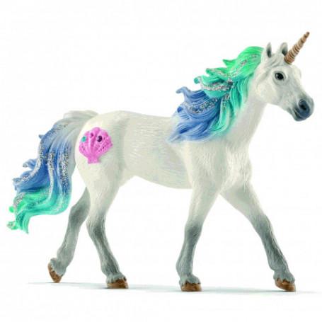 Schleich 70571 Bayala Sea unicorn, stallion