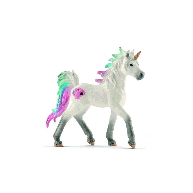 Schleich 70572 Bayala Sea unicorn, foal