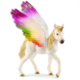 Schleich 70577 Rainbow Alicorn Foal