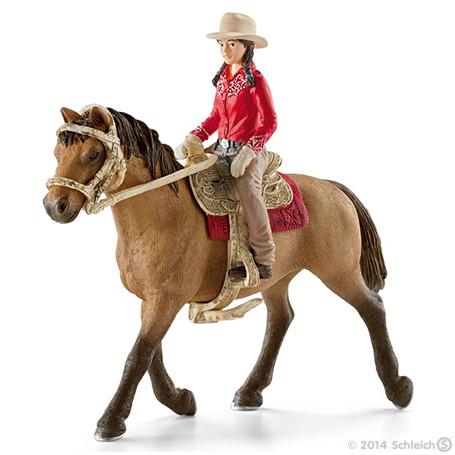 Schleich 42112 Western rider