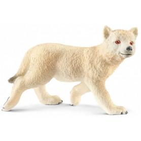 Schleich 14804 Arktisches Wolfsjunge