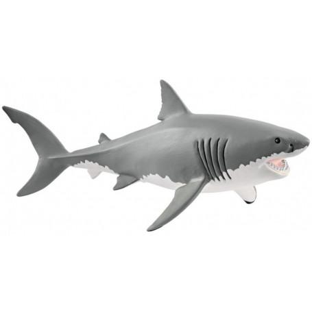 Schleich 14809 Requin, Blanc