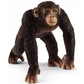Schleich 14817 Chimpansee, mannetje