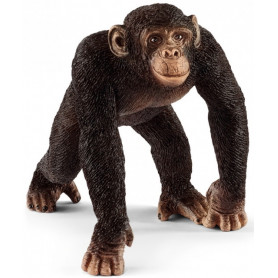 Schleich 14817 Chimpanzee Male