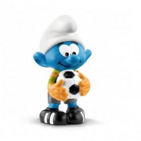 Schleich 20808 Fußball Smurf Torhüter