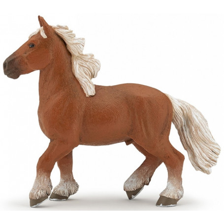 Papo 51555 Comtois Horse