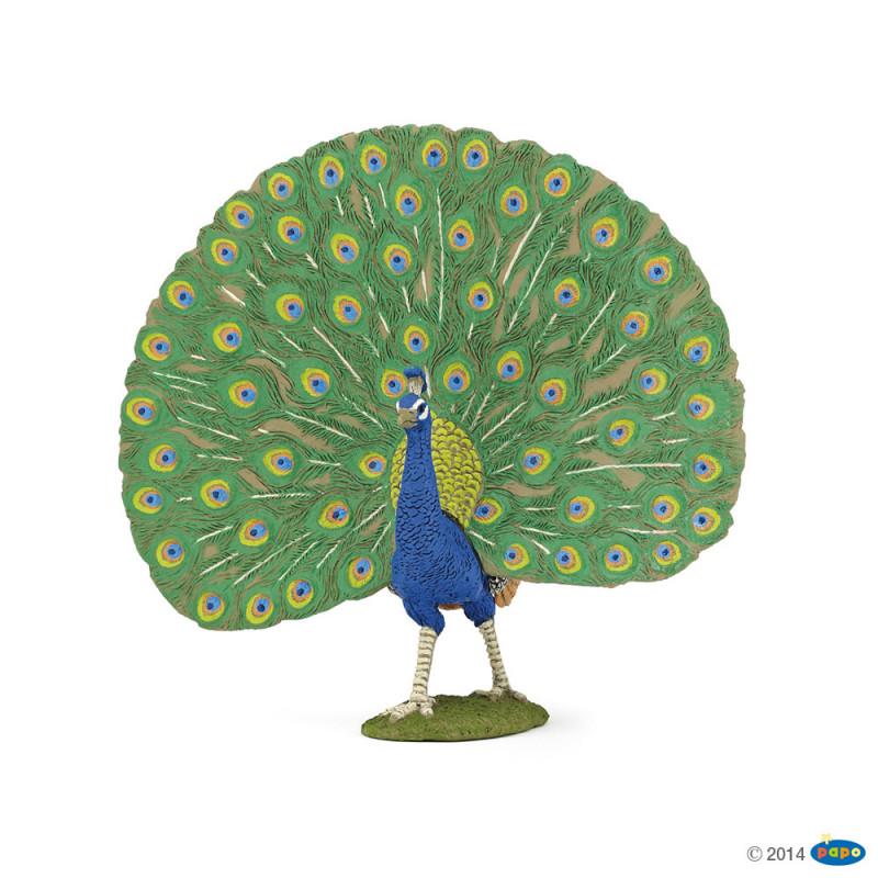 Papo 51161 Peacock