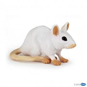 Papo 50222 White mouse