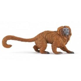 Papo 50227 Tamarin lion doré