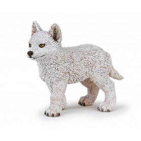 Papo 50228 Young polar wolf