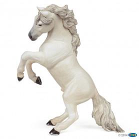 Papo 51521 Cheval cabré blanc