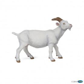 Papo 51144 Weiße Ziege
