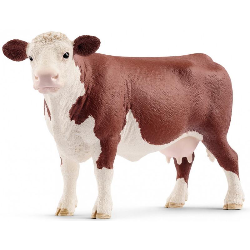 Schleich 13867 Hereford Cow