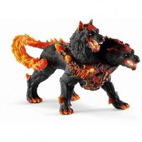 Schleich 42451 Cerberus Tweekoppige lava hond