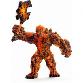 Schleich 42447 Lava golem with weapon