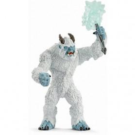 Scheich 42448 Monstre de glace avec arme