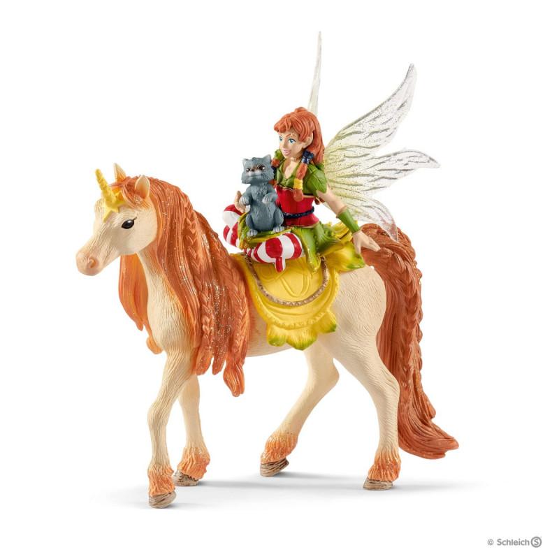 Schleich 70567 Fairy Marween with glitter unicorn