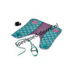 Schleich 42461 Blanket + headstall Horse Club Lisa & Storm