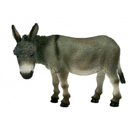 Collecta 88115 Donkey (gray)